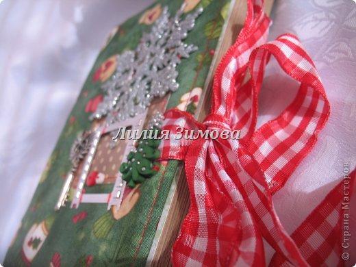 Доброго всем дня) Сегодня я покажу Вам работы которые были сделаны в подарок чудесному человеку. Правда они новогодние, но почему то именно новогодними мне захотелось их сделать.Все работы сделаны с нуля. фото 16