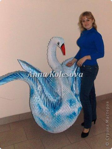 модульное Царевна - Лебедь