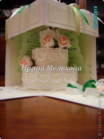 Свадебная чудо-коробочка фото 10