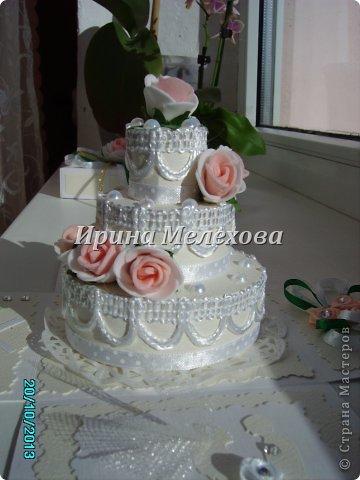 Свадебная чудо-коробочка фото 5