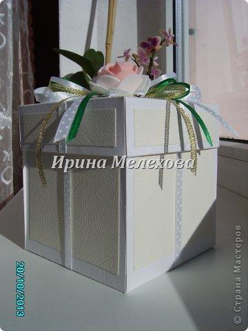 Свадебная чудо-коробочка фото 3