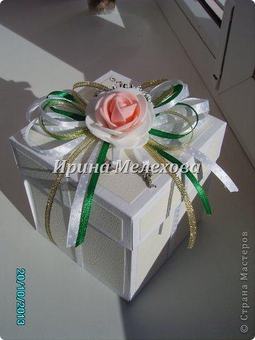 Свадебная чудо-коробочка фото 2