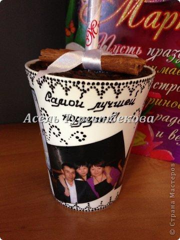 Моя первая работа, делала в подарок подруге, очень понравилось и я увлеклась))))))) фото 5
