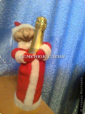 Мастер-класс Новый год Шитьё новый год не за горами фото 17