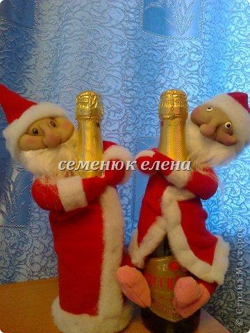 Мастер-класс Новый год Шитьё новый год не за горами фото 19