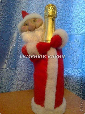Мастер-класс Новый год Шитьё новый год не за горами фото 18