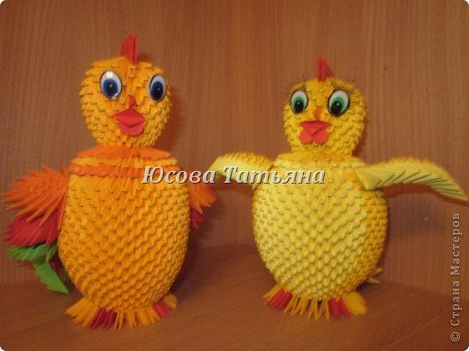 Ранее я подарила курицу, а теперь петуха, чтобы парочка была фото 3