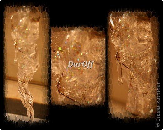 Мастер-класс Новый год Рождество СОСУЛЬКИИИИИИИИИИИИ   - Мастер-класс Бутылки пластиковые Клей фото 25