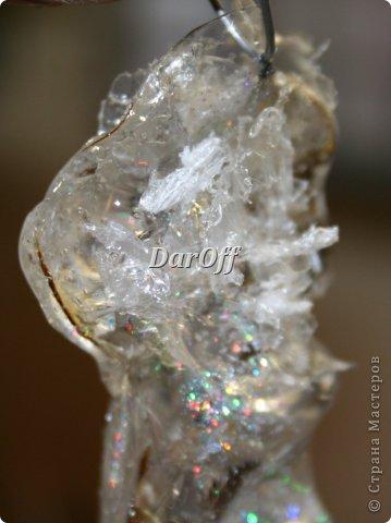 Мастер-класс Новый год Рождество СОСУЛЬКИИИИИИИИИИИИ   - Мастер-класс Бутылки пластиковые Клей фото 20