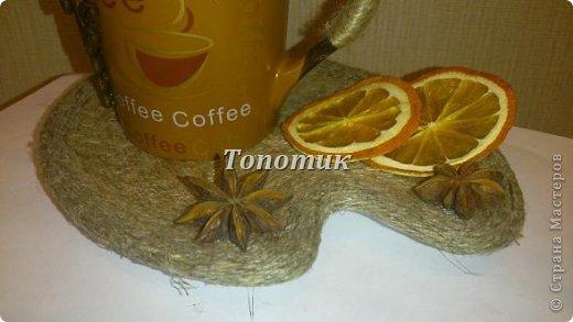 Мой первый кофе-топиарчик - маме на ДР. Ей очень понравилось, и гостям вроде тоже. Даже заказали... фото 8