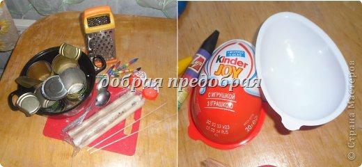 Как то раз наткнулась вот на такую статью. Там необычные свечи http://www.porjati.ru/kreativ/66851-nesedobnye-svechki-v-vide-edy.html Вдохновилась и начала творить )))) фото 2