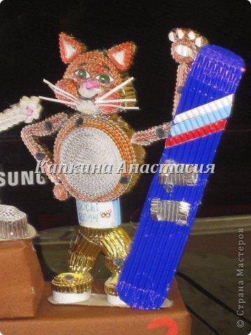 Символы Олимпиады 2014 фото 4