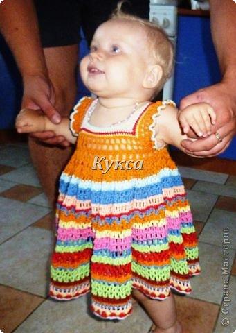 Платье для дочки ))) фото 17