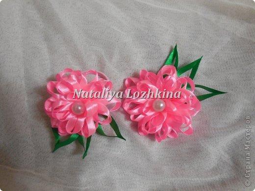 Вот таких цветиков я наделала)) фото 11