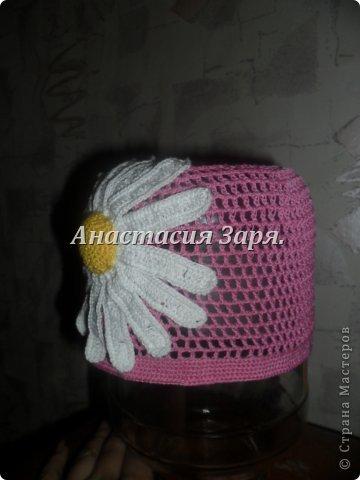 мои новые шапочки и повязки. фото 6