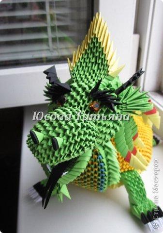 модульное Драконо-черепаха