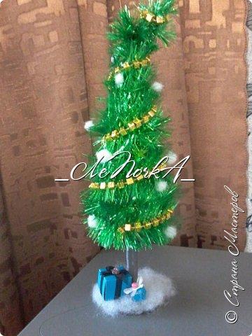 Деревце фото-коллаж фото 11