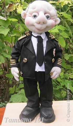 Сшила на юбилей для капитана 2 ранга вот такого красавца. фото 4
