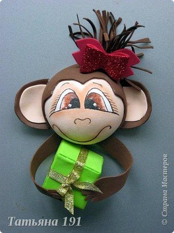 Пополнение в семействе обезьян... фото 10