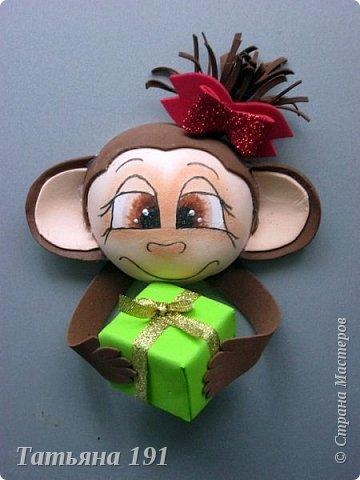Пополнение в семействе обезьян... фото 11