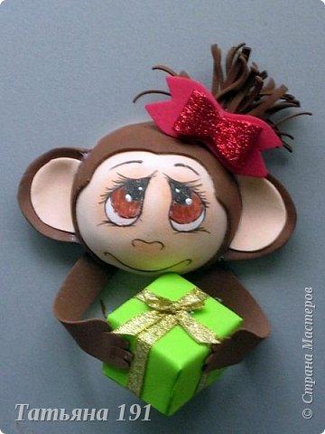 Пополнение в семействе обезьян... фото 12