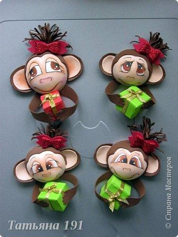 Пополнение в семействе обезьян... фото 13