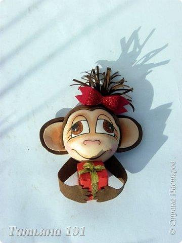 Пополнение в семействе обезьян... фото 9