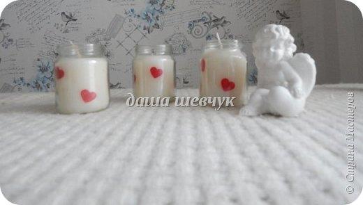 Романтические свечи фото 2