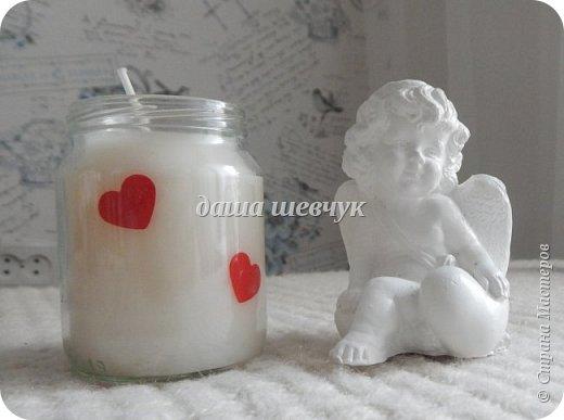 Романтические свечи фото 1