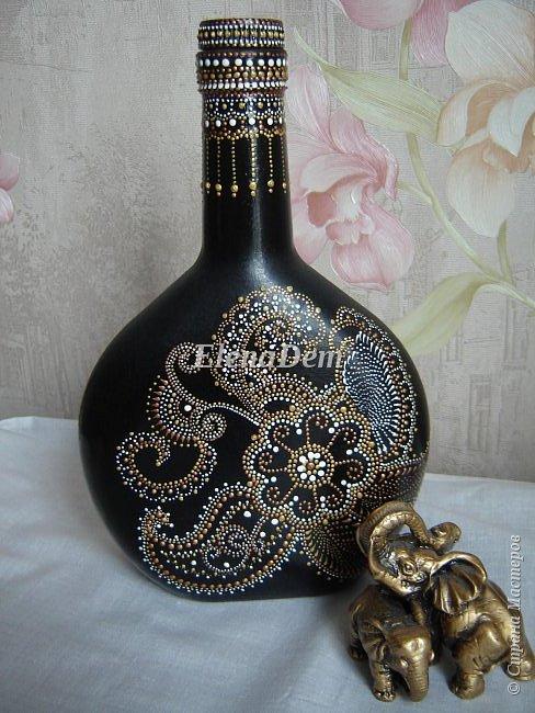 Бутылка повторюшка фото 1