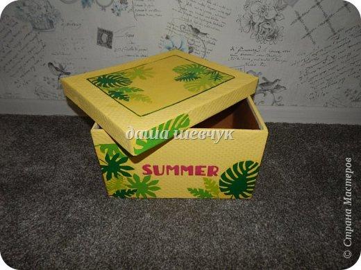 Короб для хранения фото 5