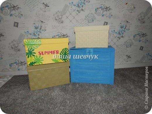 Короб для хранения фото 3